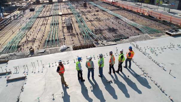 job site contractors