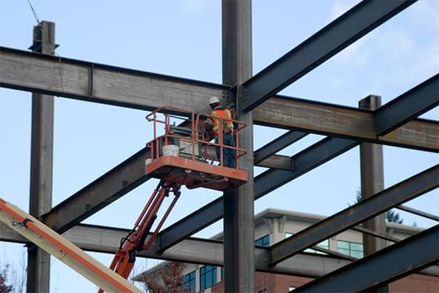 steel erectors