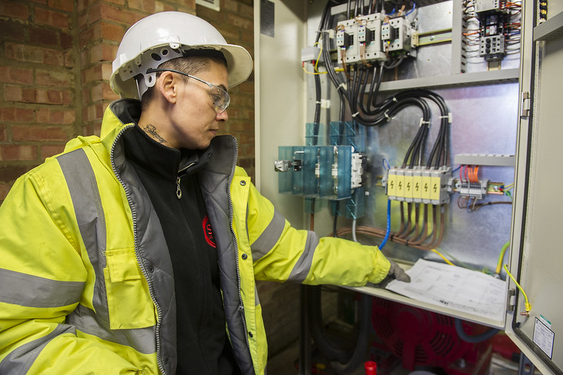Everything you need to know to become an electrician
