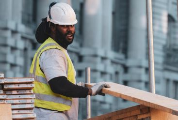 How a general labor job can get you into the construction industry