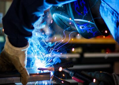Everything you need to know about becoming a welder