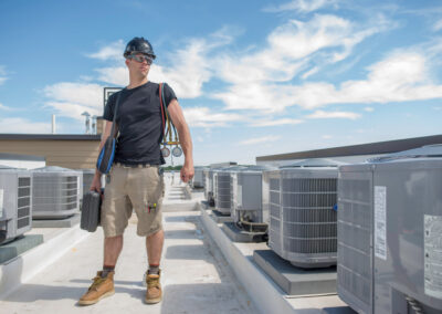 Everything you need to know to become an HVAC tech