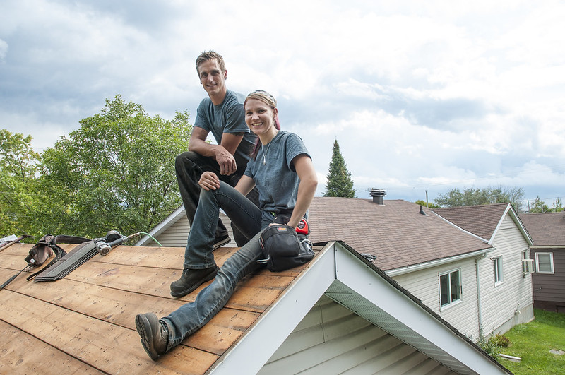 Everything you need to know to become a roofer